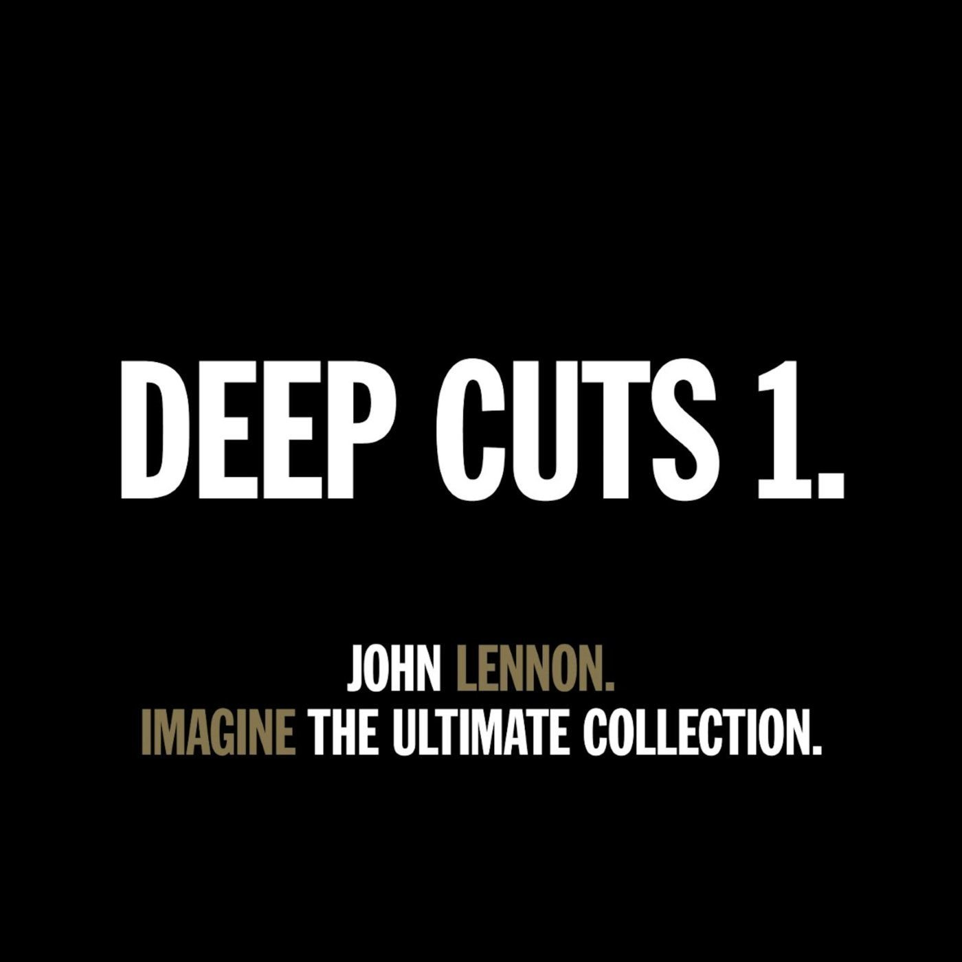 John Lennon - Deep Cuts 1 Imagine The Ultimate Collection (2020) CDSingle
