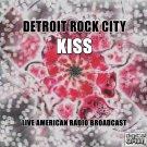 Kiss - Detroit Rock City Live American Radio Broadcast (2020) CD