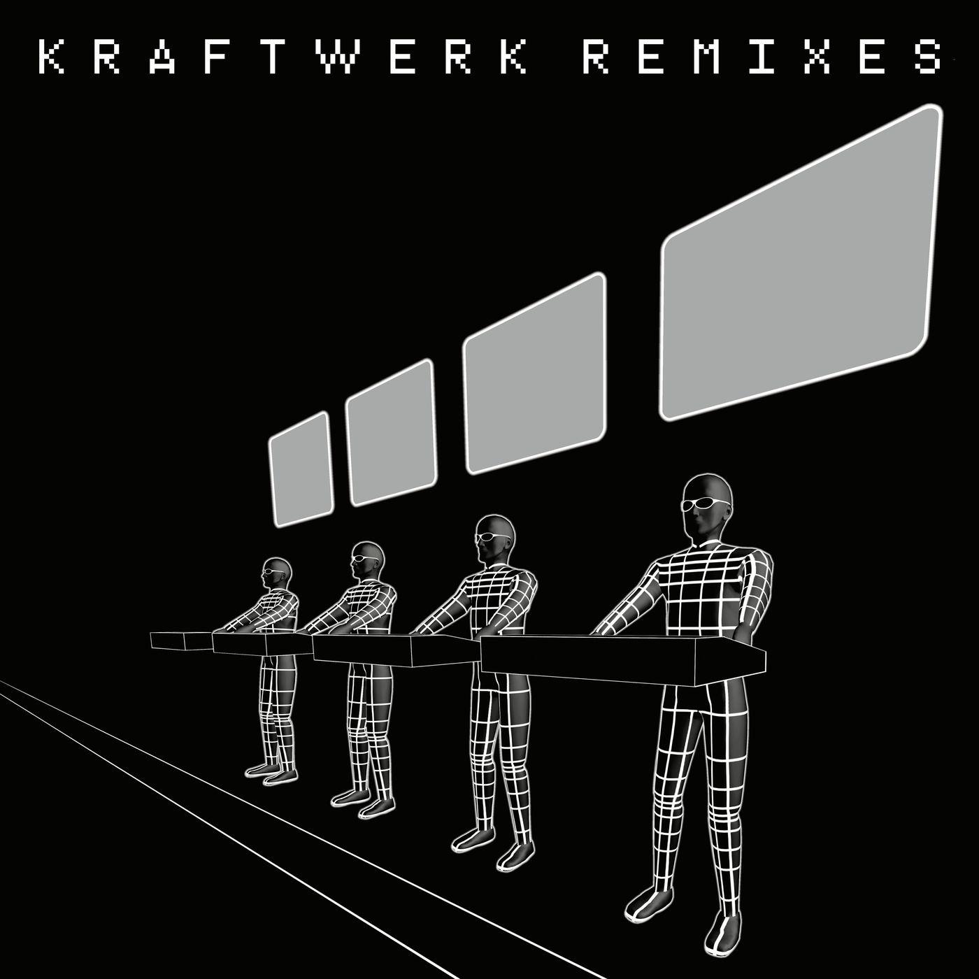 Kraftwerk - Remixes (2020) 2CD
