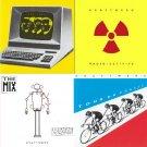 Kraftwerk - Remastered Album Collection (2021) 8CD