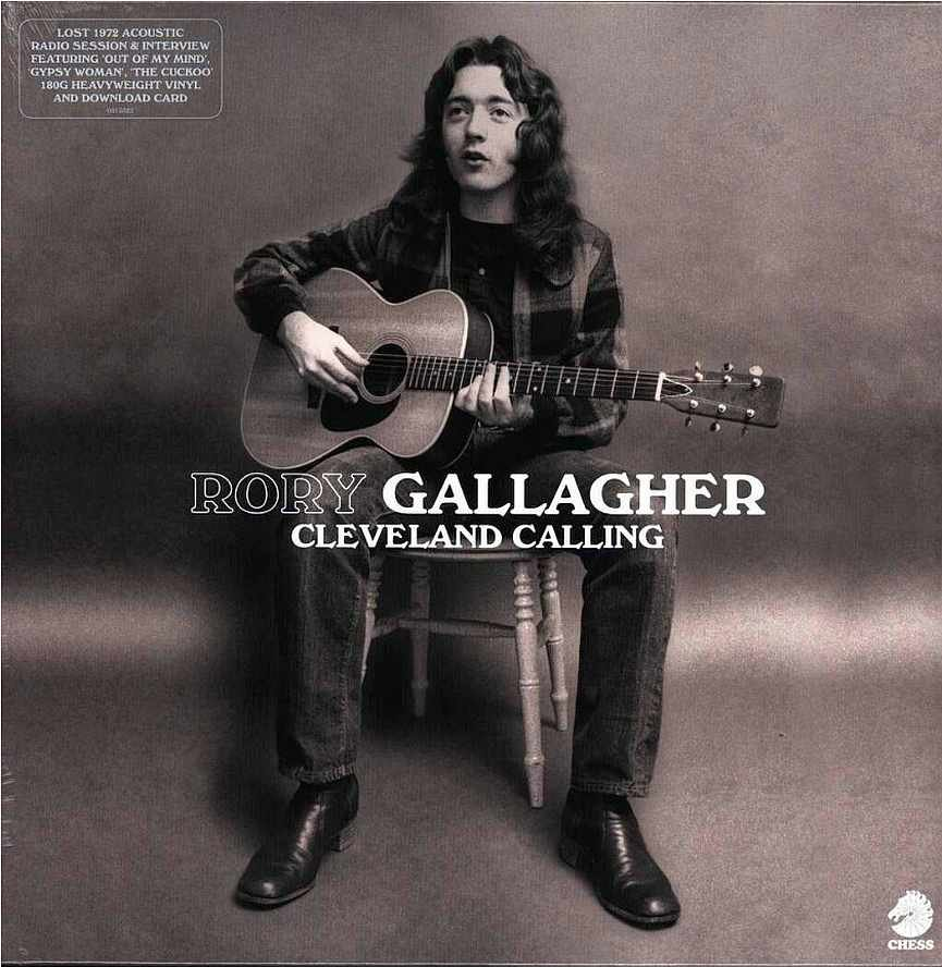 Rory Gallagher - Cleveland Calling (2020) CD