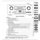 Marantz SR-6001 AV Surround Receiver Service Manual