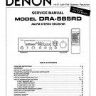 Denon DRA-585RD Receiver Service Manual PDF