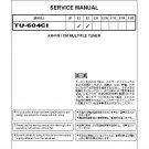 Denon TU-604CI Ver.1 XM Multiple Tuner Service Manual PDF