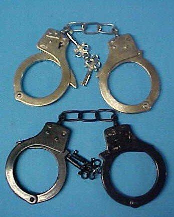 security wrist cuffs