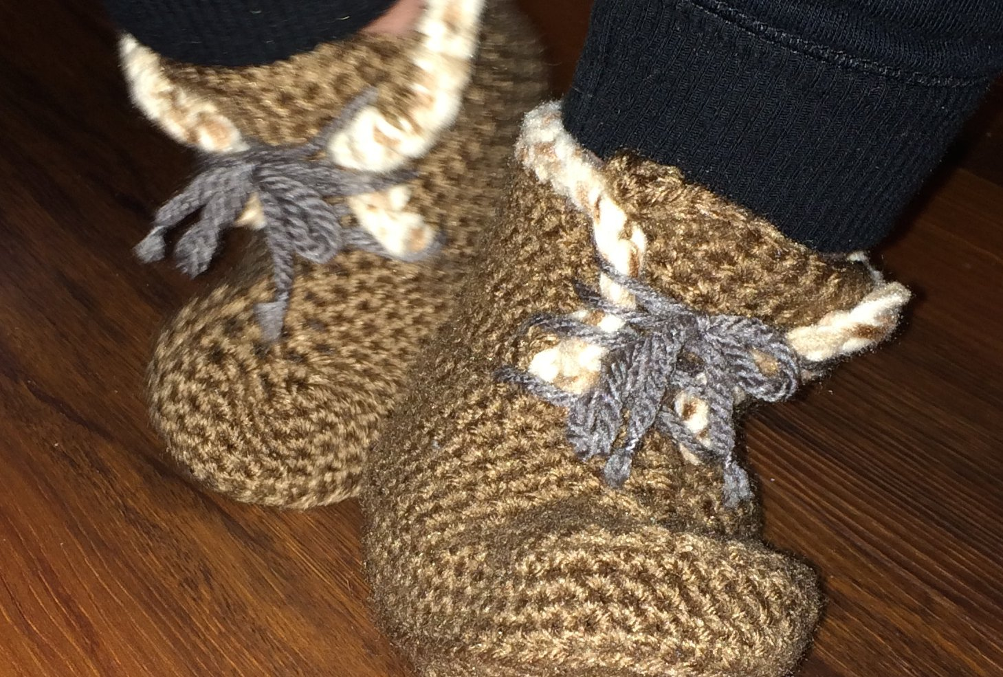 Baby BOOTies: 0-3 months