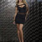 Women Elegance Bodycon Scuba Mini Dress Sexy Summer Dresses