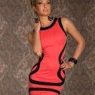 Fashion New Classic Sleeveless Sexy Women Summer Dress tracksuit for women W3430