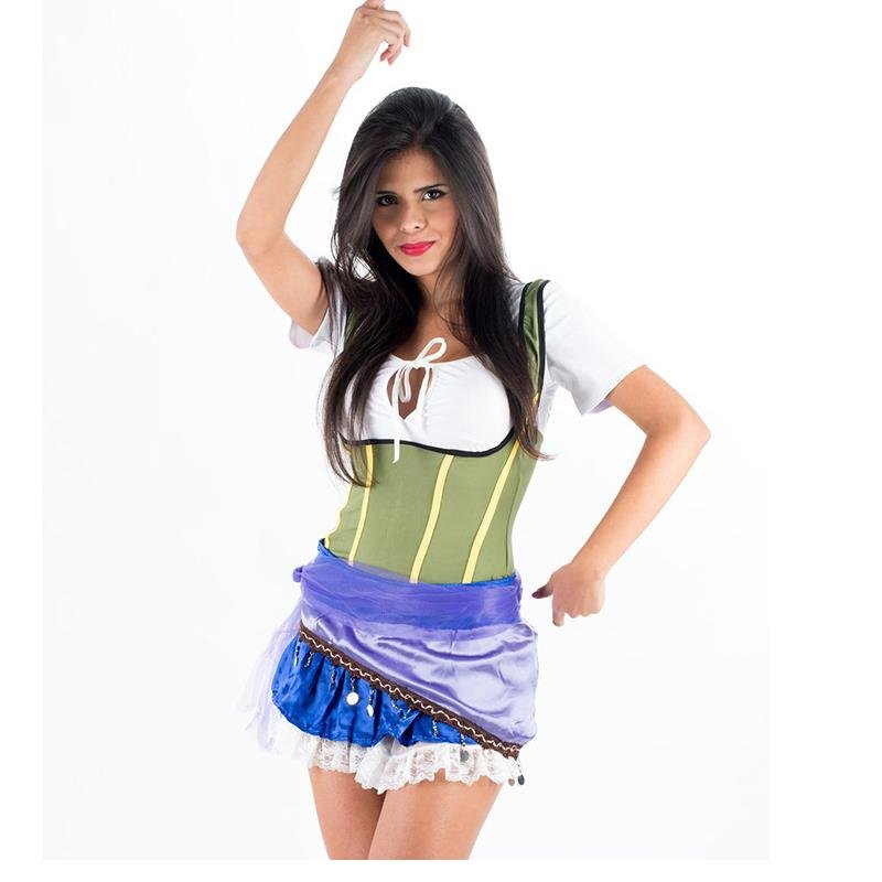 Sexy Fairy Tale Costumes Storybook Costume Women Pirate Fancy Dress For Adult