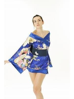 Sexy Kimono Fancy Dress Japan Woman Dress Costume Uniform Temptation Japanese style sleepwear HF001