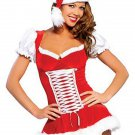 40% Saving Santa Gift Beautiful Fancy Dress Candy Girl Christmas Costume W204081