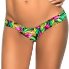 New Forest Pattern Print Fashion S-XL Size Women Swimming Trunks W3537L