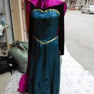 Sexy Princess Cosplay Elsa Anna Costumes W27208