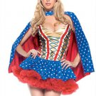 Great Super Heroine Wonder Woman Costume W542859