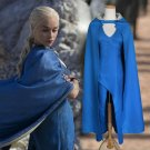 Adult Game of Thrones Daenerys Targaryen cosplay party Dress women Halloween Costume