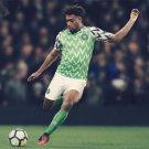 Nigeria Football Shirt 2018 Jersey Home Green World Cup Men Soccer Uniform