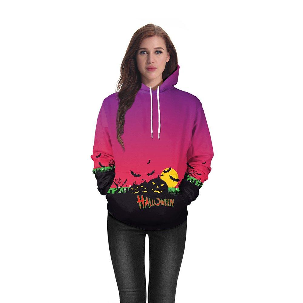Lover Sweatshirts for Halloween Couples Mounted Hoodies Fashion Streetwear