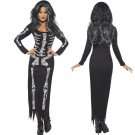 Halloween Skeleton Sacral Party Dresses Melbourne Corpse Day Costume Cosplay Fancy Dress