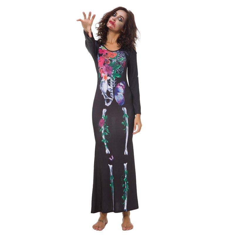 Halloween Vampire Fancy Dress Melbourne Corpse Day Skeleton Horror Cosplay Costumes Women