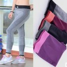 Sports Yoga Capris Fitness Quick-drying Sweat-absorbent Leggings For Women