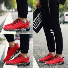 Men Athleisure Shoes Gym Shoes Mesh Breathable Lightweight Anti-vibration Sneakers