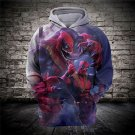 Super Hero Venom Sweatshirts Christmas Gift Marvel Comics Movie Hoodies Winter Outerwear