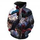 Winter Tops Christmas Gift Superhero Venom Sweatshirts Comics Movie Hoodies