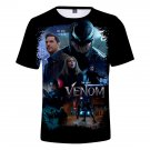 Plus Size Venom Shirts Super Hero Unisex 2XL Size Cartoon Cosplay T-shirts Christmas Gift