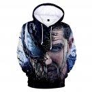 Men Hoodies Christmas Gift Superhero Sweatshirts Comics Movie Outwear