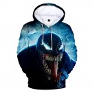 Fashion Sweatshirt Winter Long Sleeve Comic Movie Couples Streetwear Unisex Super Hero Hoodies