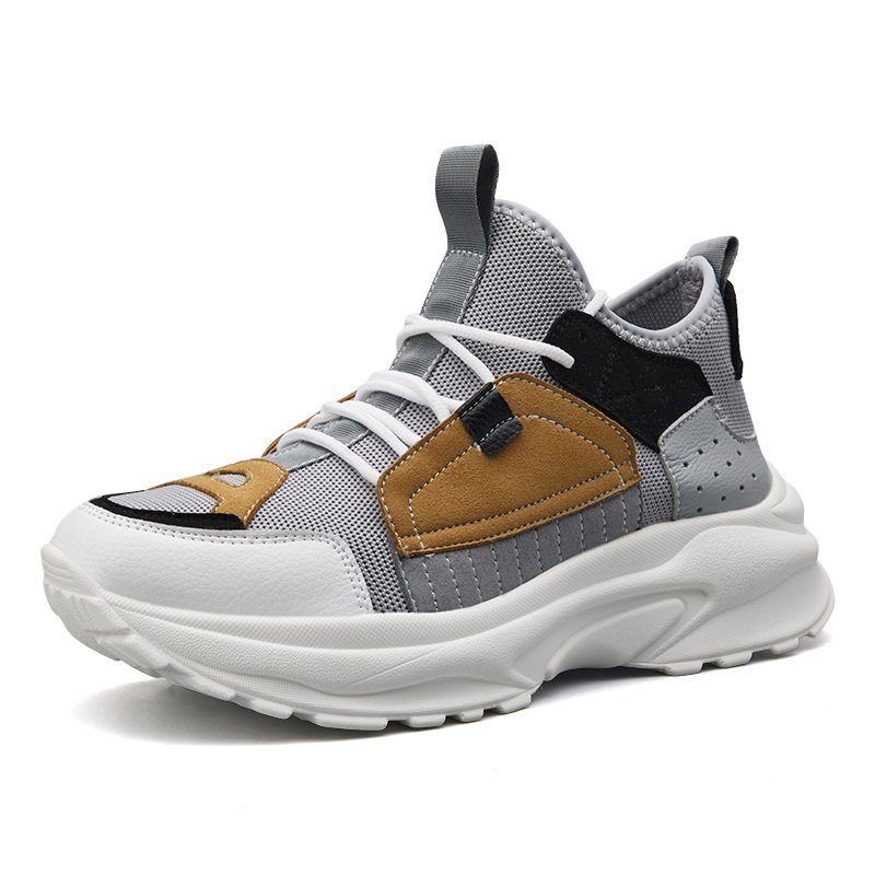 Women Sport Kicks Shoes Fashion Clunky Sneakers Mesh Unisex Size 41 Breathable Roller Shoes