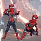Teenage Avengers Infinity War Theme Costume Super Hero COS Uniform Children Catsuit