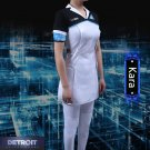 Where to buy Detroit Become Human Costume France 3D Game Theme Movie Kara COS Uniform