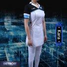 Detroit Become Human Costume France 3D Game Theme Movie Kara COS Uniform