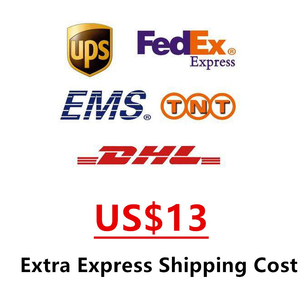 $13 Extra Express Shipping Cost for Your eCTRATER Order