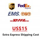 $15 Extra Express Shipping Cost for Your eCTRATER Order