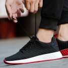 Men Summer Fly Woven Trainers Anti-slippery Leisure Fly Weaving Sneakers Sport Outdoor Shoes