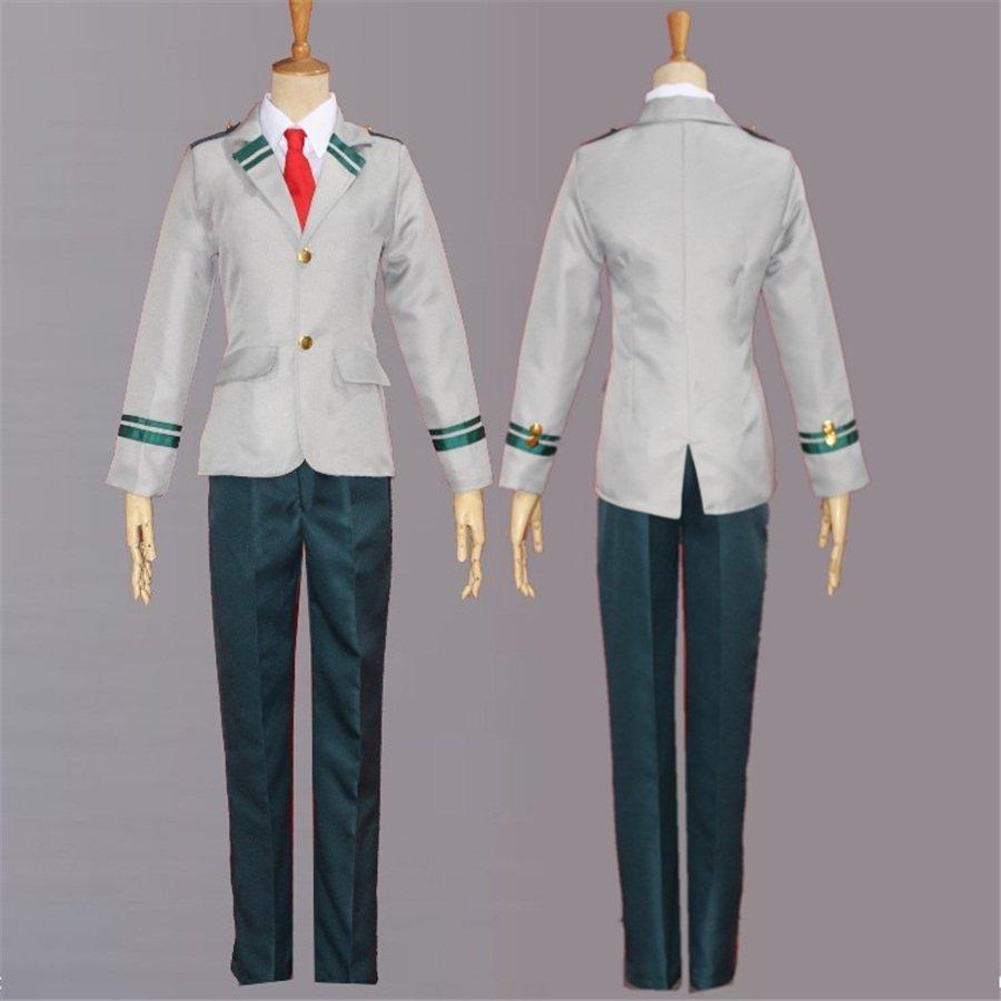 Japanese Anime Cosplay Clothing OCHACO URARAKA COS Theme Costume My Hero Academia Uniform