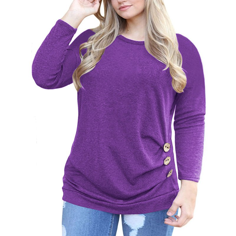 Super Size 5XL Autumn Casual Clothing 5XL Spring Outerwear Slash Neck Super Size Fashion T-Shirt