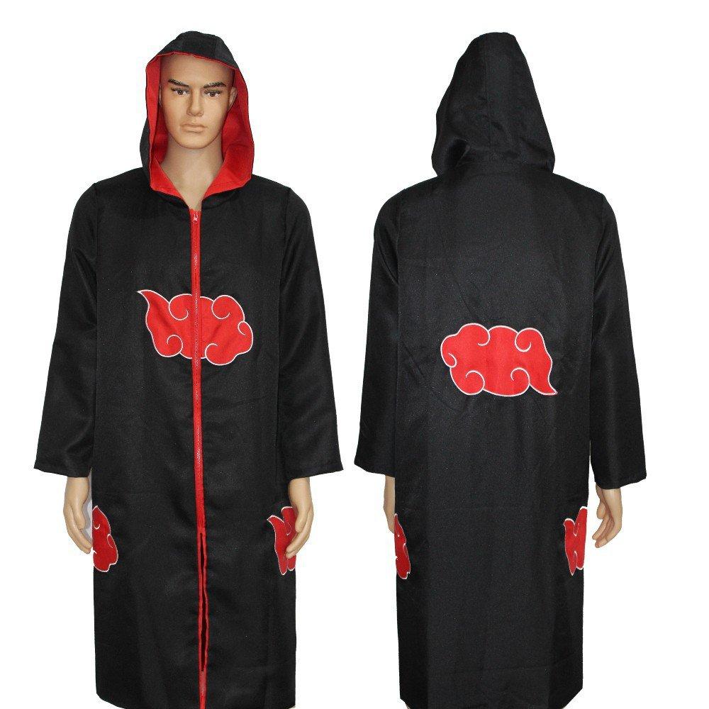NARUTO Costume Japanese Anime Hatake Kakashi Cloak Uchiha Sasuke Cosplay Stage Uniform