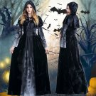 Carnival Ghost Fancy Dresses Gothic Beauties Haunted House Costumes Cosplay Devil Witches Uniform