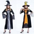 Haunted House Outfits Cosplay Devil Hag Dress Women Mardi Gras Gothic Beauties Uniform