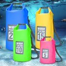 20L PVC Dry Pouch for Drifting Swimming Backpack Travel Waterproof Bag Unisex Beach Storage