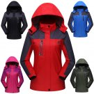 Women Mountain Wear Plus Size Athletic Quick Dry Outdoor Wear Single Layer Windbreaker