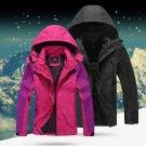 Plus Size 2XL Camping Hoodies Sport Outdoor Jacket Athletic Outdoor Wear Waterproof Windbreaker