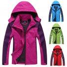 Female Climbing Jackets Fall Mountain Wear Women Athletic Outdoor Wear Waterproof Hiking Jacket