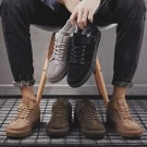Ulzzang Summer Plimsolls 10% Spring Rope Soled Shoes American School Hip-pop Board Shoes