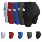 Ourdoor Sport Trunks Skinny Jogging Clothing High Waist Athletic Wear