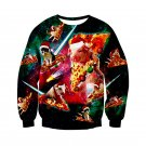 3D Novelty Winter Hoodies Christmas Sweatshirt Women Xmas Outerwear