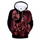 Men Money Heist Hoodies Unisex Xmas Plus Size 3XL Sweatshirts La casa de papel Clothing